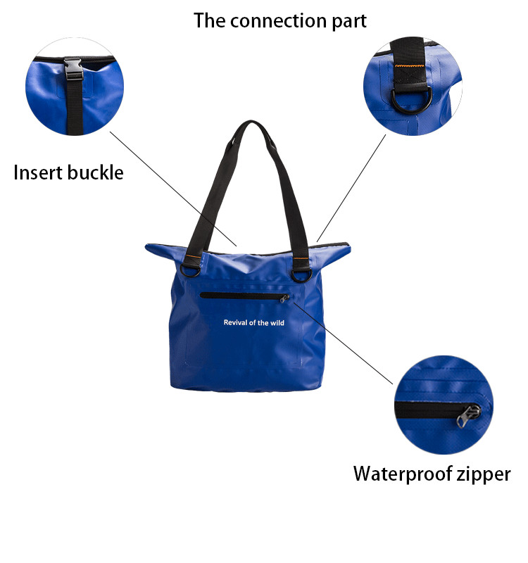 Large Capacity Dry Tote Bags