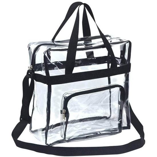 Large Capacity PVC Tote Bag