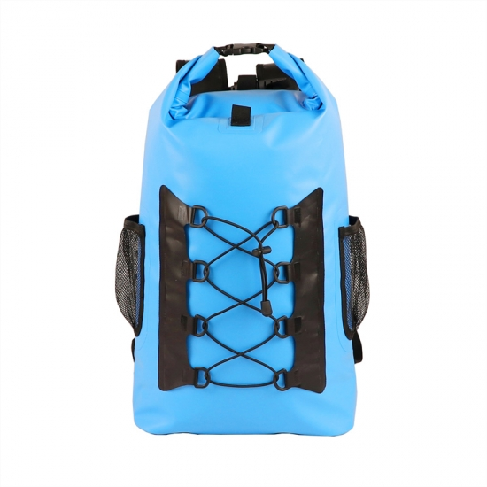 Sky Blue Quick Dry Backpacks